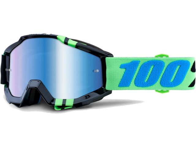 100% Accuri Anti Fog Mirror Goggles zerg